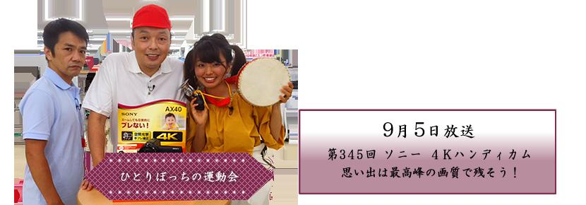 ソニー 4Kハンディカム