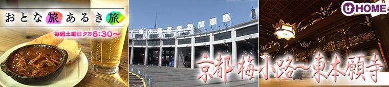 [2019.4.20]第489回「京都・梅小路~東本願寺」